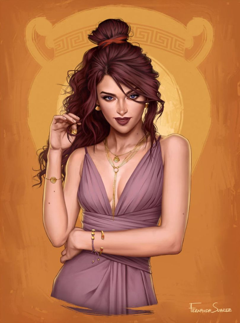 5bb61363dd247 Illustrator Shows How Disney Princesses Would Look Like If They Lived In 2018 And The Result Is Awesome 5bb3265ee1e78  700 - Illustratora mostra como os personagens da Disney ficariam se vivessem em 2019