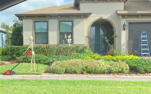 5bd8550c645ec-neighbors-house-halloween-decorations-skeletons-sami-campagnano-15-5bd2cf960a16f__700 This Girl's Neighbors Won Halloween By Creating New Skeleton Scenarios Every Day Random