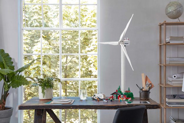 lego-vestas-wind-turbine-2 Lego Announces $200 Fully Functional Wind Turbine And Now Your Lego City Can Be Eco-Friendly Random