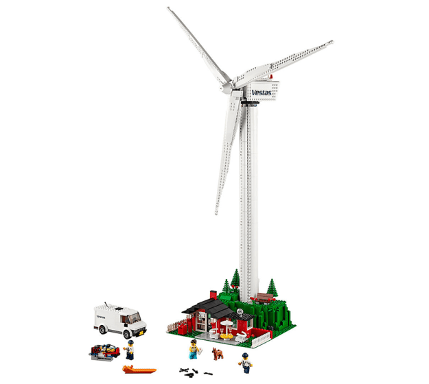 lego-vestas-wind-turbine-8 Lego Announces $200 Fully Functional Wind Turbine And Now Your Lego City Can Be Eco-Friendly Random