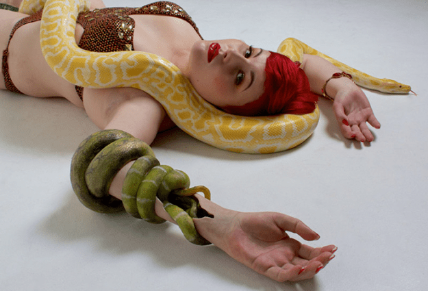 the-alternative-limb-sophie-de-oliveira-barata-19 This Sculptor Creates Incredible And Unique Prosthetic Limbs That Look Like They're From A Sci-Fi Movie Random