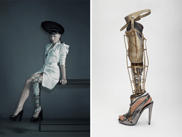 the-alternative-limb-sophie-de-oliveira-barata-2 This Sculptor Creates Incredible And Unique Prosthetic Limbs That Look Like They're From A Sci-Fi Movie Random