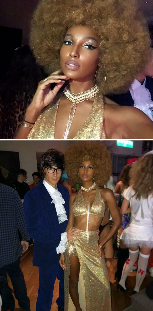 5be0554370cfe-jastookes_2_11_2018_10_53_41_407-5bdc10fc69f68__700 30+ Celebrities Who Completely Nailed This Year's Halloween Random