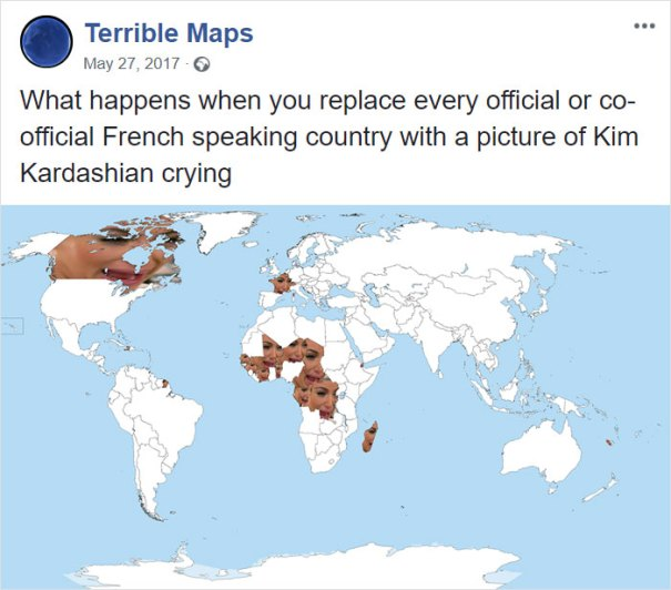 5be1afc969963-funny-terrible-maps-36-5be056296a7c8__700 25+ 'Terrible Maps' That Will Give You Nothing But A Laugh Random