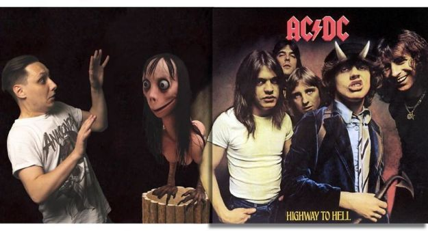 5be2e5d99f9db-I-Still-Extend-Famous-Album-Covers-vol3-5bc589e401b39__880 Russian Artist Shows What's Going On Outside The Frames Of Well-Known Album Covers (New Pics) Random