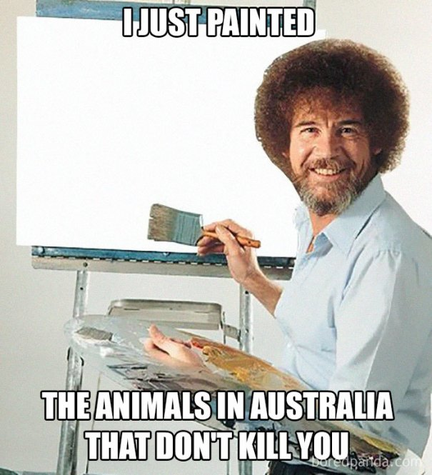 5be3fb44c0497-funny-bob-ross-memes-60-5be2eeb17062c__700 25+ Bob Ross Memes That Show He Truly Was The Best Art Random