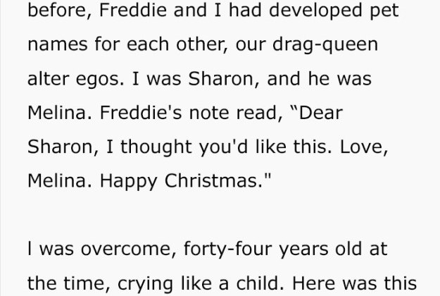 5be5567c0a382-elton-john-christmas-gift-freddie-mercury-love-is-the-cure-8-5be2f29c24513__700 Elton John Shares A Story About The Last Days Of Freddie Mercury And Proves How Selfless He Was Random