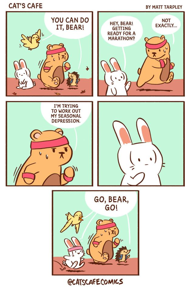 5bf6705bb15c9-episode_110-5bf26378152c9__880 47 Wholesome 'Cat's Cafe' Comics That Will Brighten Your Day Random