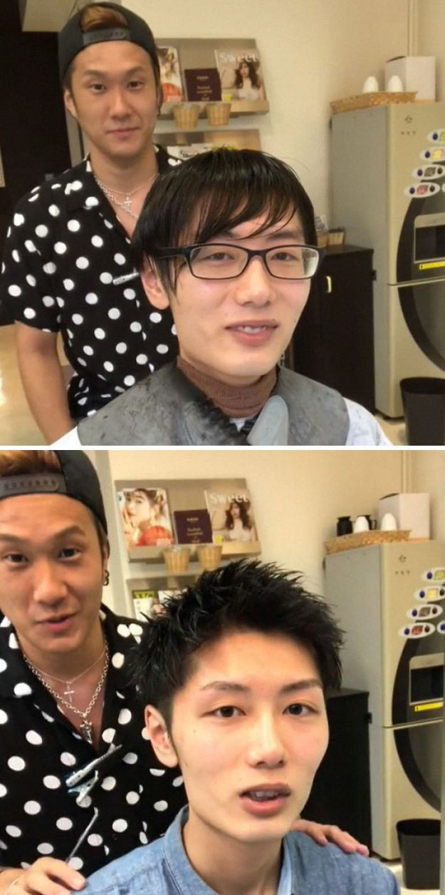 5bfd557532f63-man-hairstyle-transformations-shou-otsuki-japan-24-5bfbb4dd10ac4__700 This Japanese Barber Shows What A Big Difference A Great Haircut Can Make Random