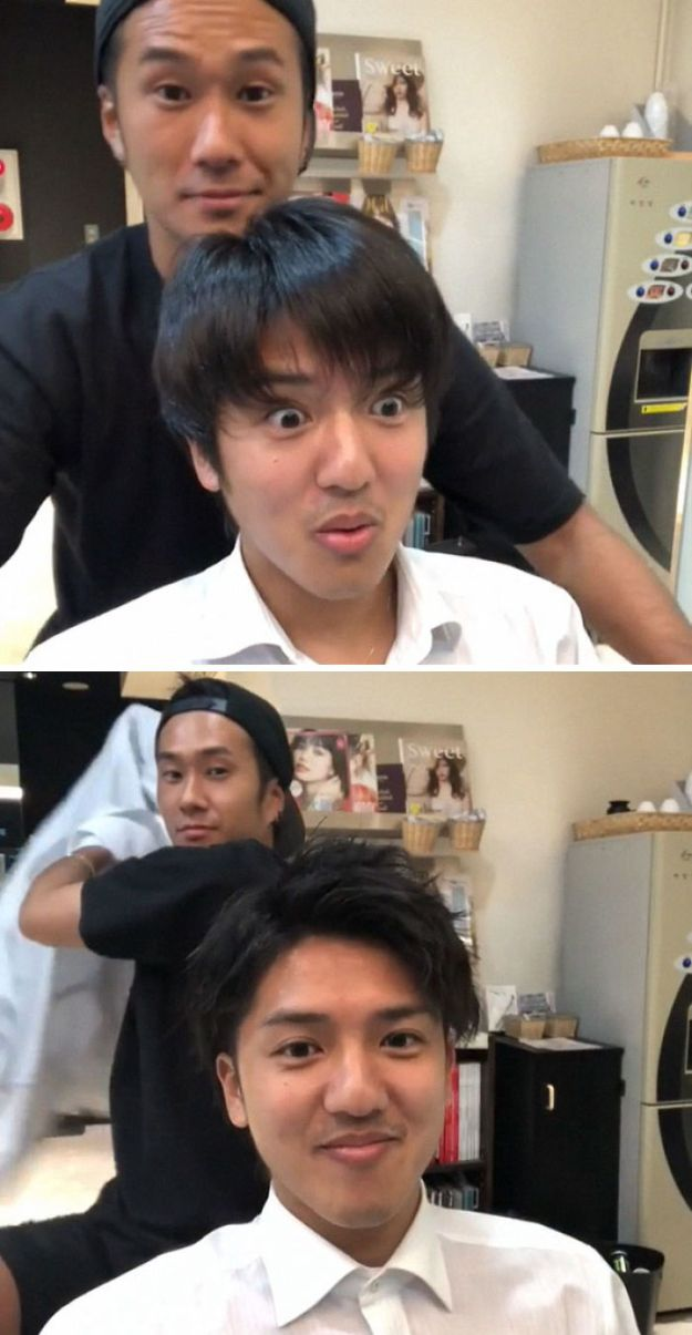 5bfd5575823b7-man-hairstyle-transformations-shou-otsuki-japan-35-5bfbb4f40e4e4__700 This Japanese Barber Shows What A Big Difference A Great Haircut Can Make Random