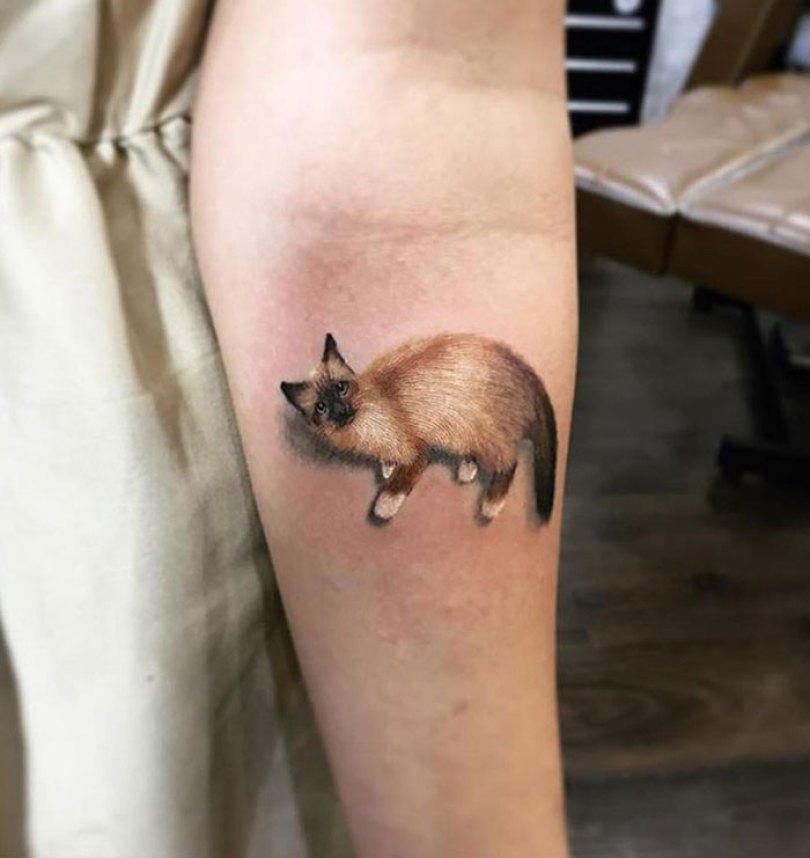 5caef3b87776f 3d tattoo ideas 63 5ca1df1ccb09e  700 - 56  Tatuagens em 3D que irão bagunçar sua mente