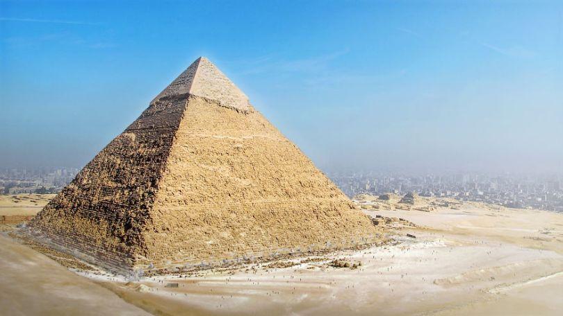 5ccff20d822ef 02 Seven Wonders Giza BEFORE 5cc7a1842d90d png  880 - 7 Imagens Impressionantes das Maravilhas do Mundo Antigo em seu auge