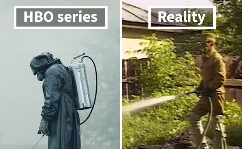 5d073e2d198ac side by side comparison hbo chernobyl with actual footage 2 5d0242ba6a938  700 - Fotos de Chernobyl da HBO em comparação a fotos reais