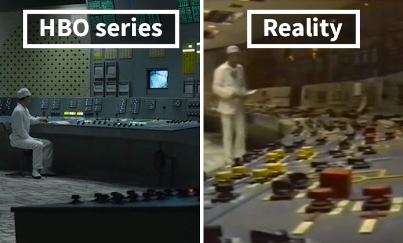 5d073e2d500cc side by side comparison hbo chernobyl with actual footage 8 5d024356d154f  700 - Fotos de Chernobyl da HBO em comparação a fotos reais