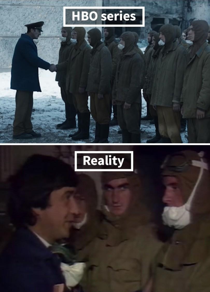 5d073e2e4419f side by side comparison hbo chernobyl with actual footage 20 5d024bf7b9b66  700 - Fotos de Chernobyl da HBO em comparação a fotos reais