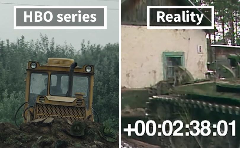 5d073e2fcc09c side by side comparison hbo chernobyl with actual footage 4 5d0242f23452a  700 - Fotos de Chernobyl da HBO em comparação a fotos reais