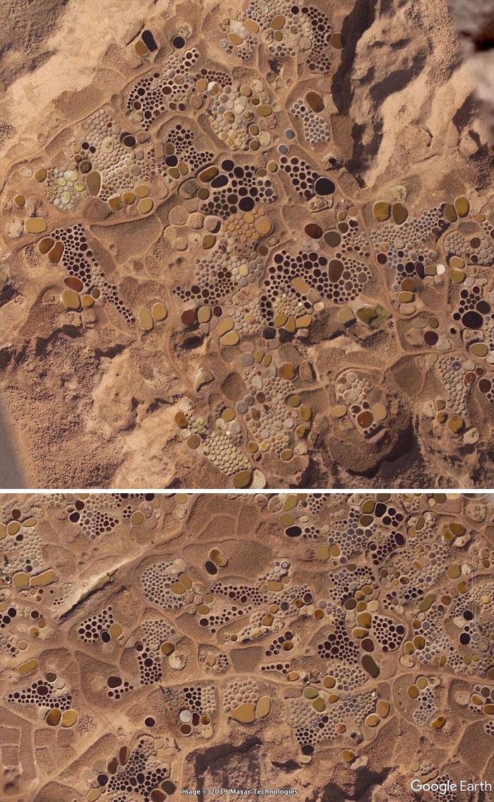 5d5507ec50b57 63 5d52a9e0bd2d1  700 - 30 coisas mais interessantes que um geólogo encontrou no Google Earth