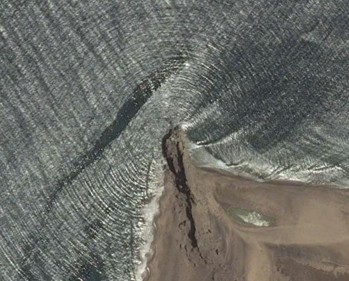 5d5507ed9176e 30 5d52757f031a5  700 - 30 coisas mais interessantes que um geólogo encontrou no Google Earth