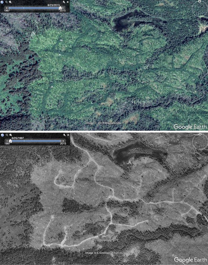 5d5507ef5ecb0 google earth map finds 6 5d52651068203  700 - 30 coisas mais interessantes que um geólogo encontrou no Google Earth