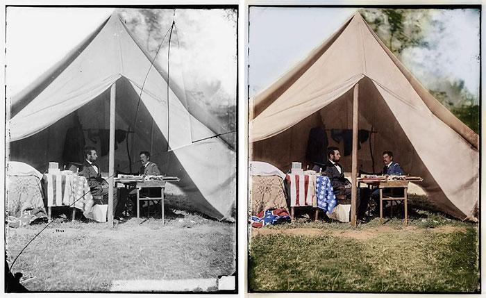 5d66239ba2374 old photo restorations mario unger 5d64d8d237f0f  700 - Projetos gráficos: A arte em colorir vídeos e fotos em preto e branco
