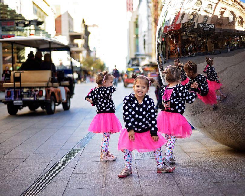 5d68d214832c9 445 month city4s 5d55111f200ff  880 - Mãe de gêmeos e depois trigêmeos documenta sua família em fotos adoráveis