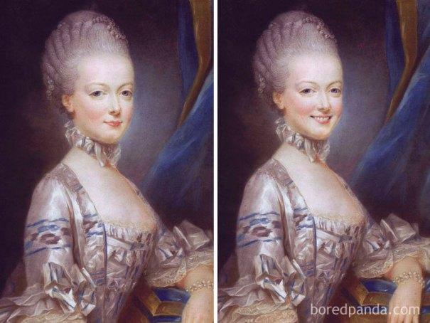 5d7602ee5fdc7 famous paintings portraits faceapp 44 5d7246fbc65a2  700 - Com um sorriso é sempre melhor