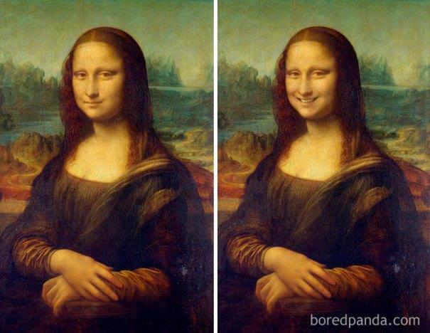 5d7602f03ba3e famous paintings portraits faceapp 33 5d72455ea73b5  700 - Com um sorriso é sempre melhor