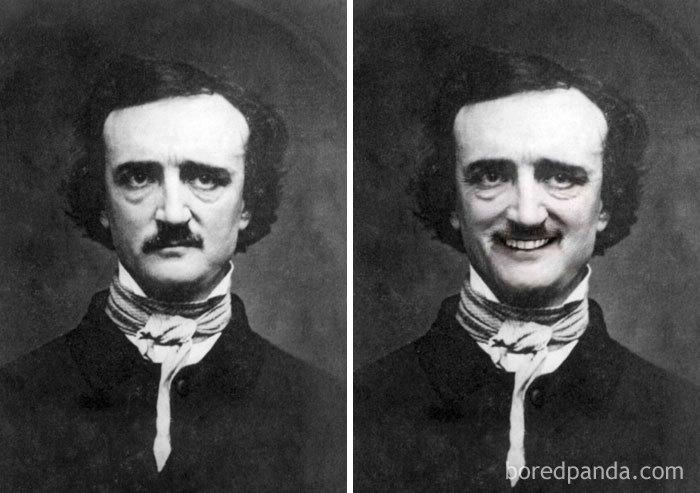 5d7602f0d7870 famous paintings portraits faceapp 7 5d721f305a692  700 - Com um sorriso é sempre melhor