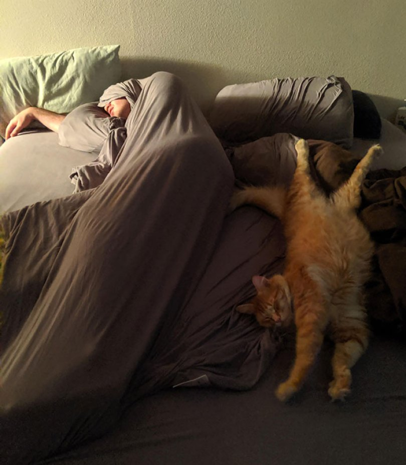 5d832ed471615 funny people sleeping positions 50 5d76125a94b73  700 - Pessoas dormindo em posições extremamente desconfortáveis