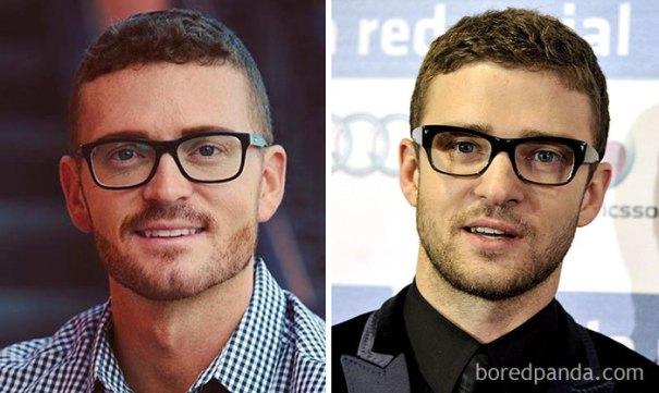 5db6ac719278a 20 5db2d8caf15cf  700 - 30 Sósias de celebridades que se parecem com gêmeos perdidos