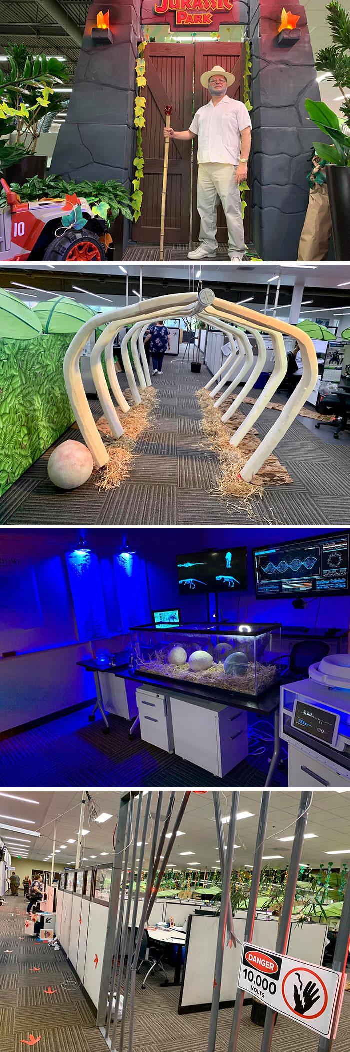 5dbbe5d127e4a creative halloween decorations 118 5db96560d58e0  700 - Americanos levam o Halloween a sério
