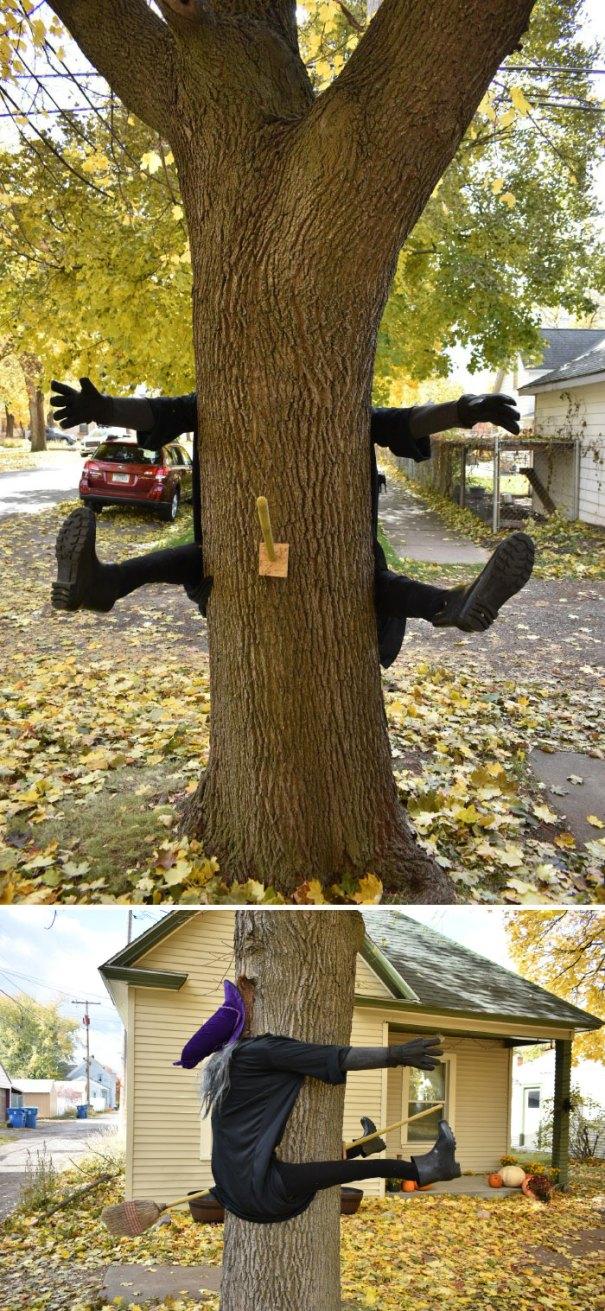 5dbbe5d3347c8 creative halloween decorations 116 5db6eeb831e0b  700 - Americanos levam o Halloween a sério