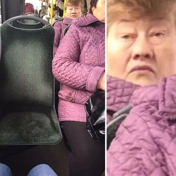 5dc3d4ba79a19 humans of trolleybuses 310 5dc278ff1bfc6  700 - Conta do Instagram compartilha as coisas mais estranhas do transporte público