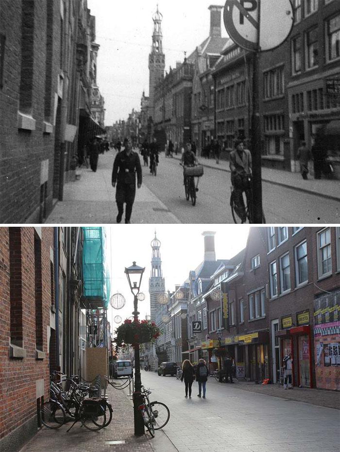 5dc5225c9eab2 Europe during World War 2 and Today our top 22 Now And Then images 5dbffcf5b1bcf  700 - 30 fotos fabulosas durante as Guerras e como são esses lugares hoje