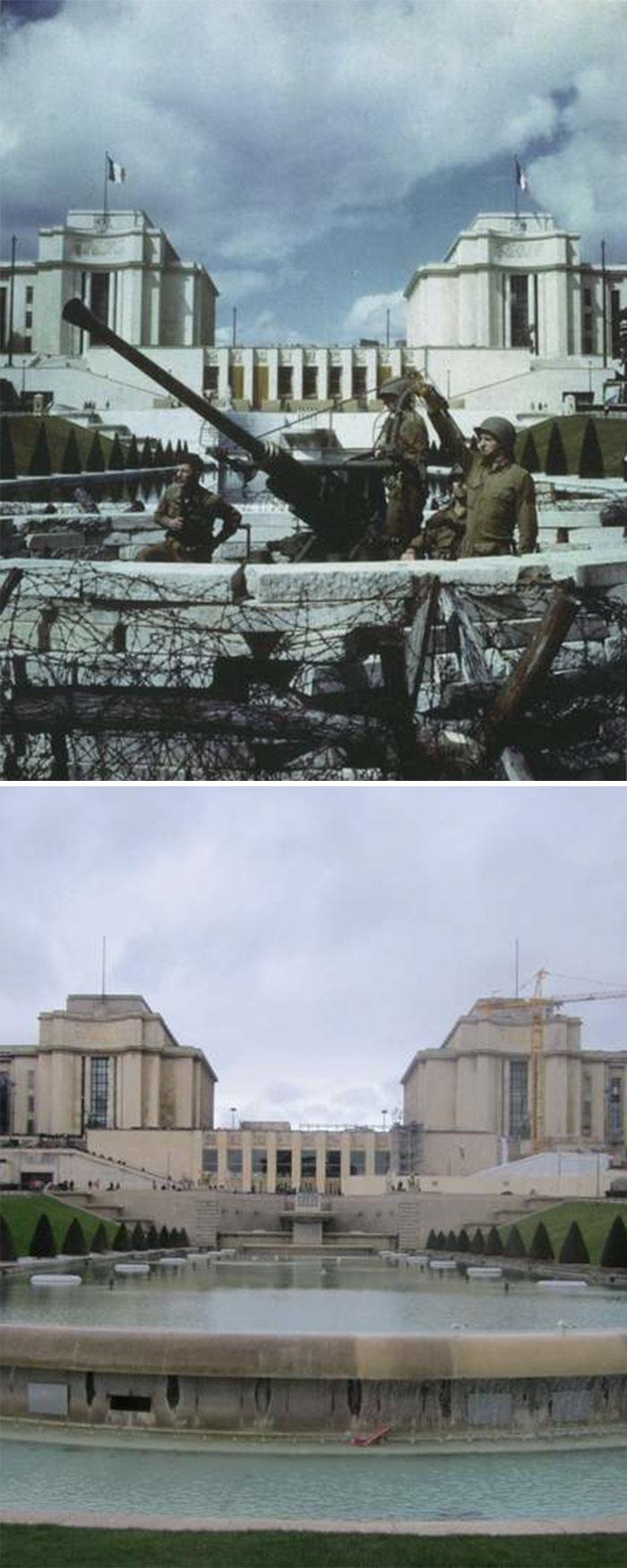 5dc5225e50729 Europe during World War 2 and Today our top 22 Now And Then images 5dbffd092c4d8  700 - 30 fotos fabulosas durante as Guerras e como são esses lugares hoje