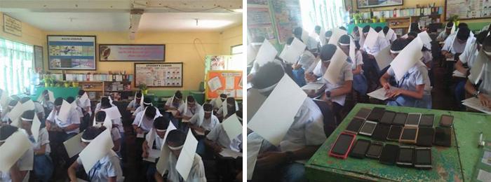 5dc52282dcb72 creative extreme teachers prevent cheating 16 5dc2a53ad5da8  700 - 17 vezes que professores exageraram para alunos não colarem