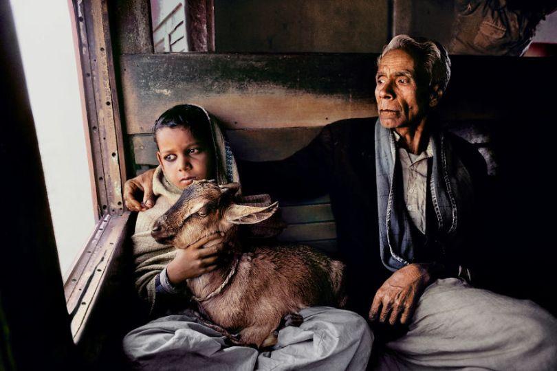 5dce5d26c50f7 The special bond between humans and animals portrayed by Steve McCurry 5dca771e93e92  880 - 40 fotografias de Steve McCurry que exploram a relação entre humanos e animais