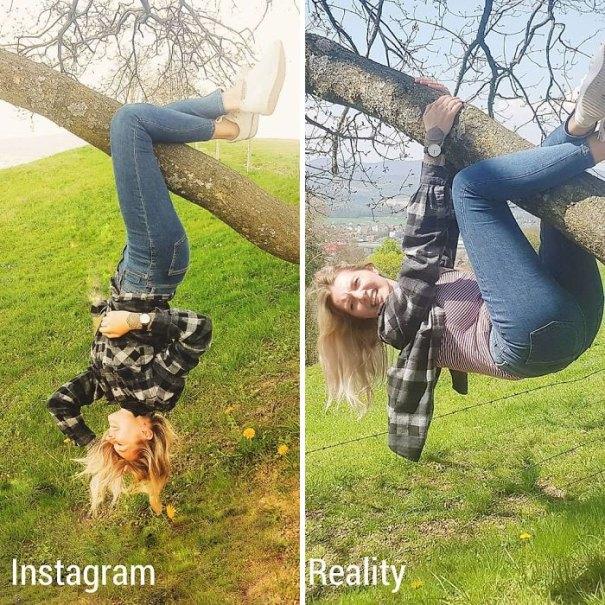 5e14431824072 10 5e0f5a6db34c2  700 - Blogueira compara fotos do Instagram com a realidade