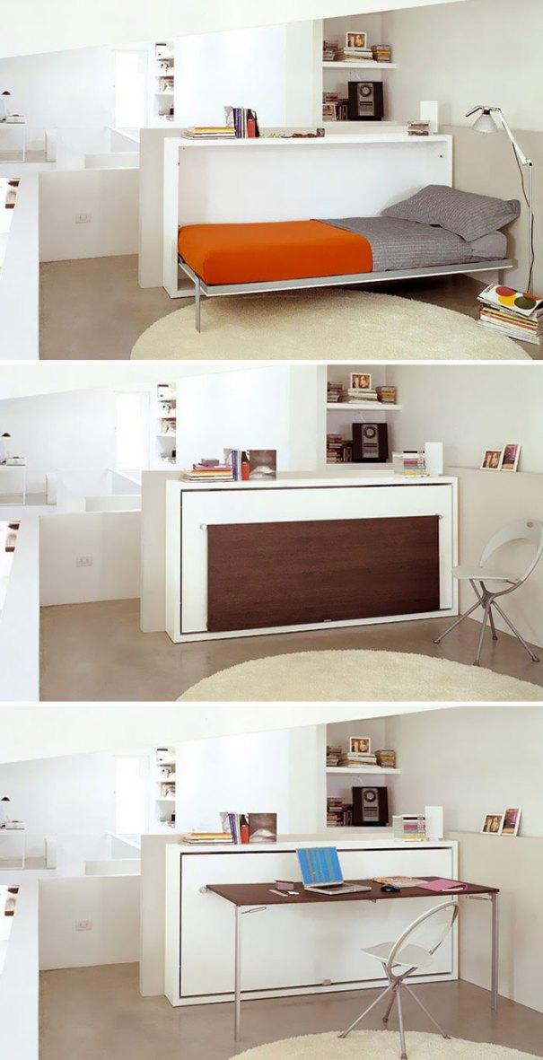 5e450835e80cb creative space saving ideas 211 5e429f171e0aa  700 - 35 ideias geniais em Design para economia de espaços