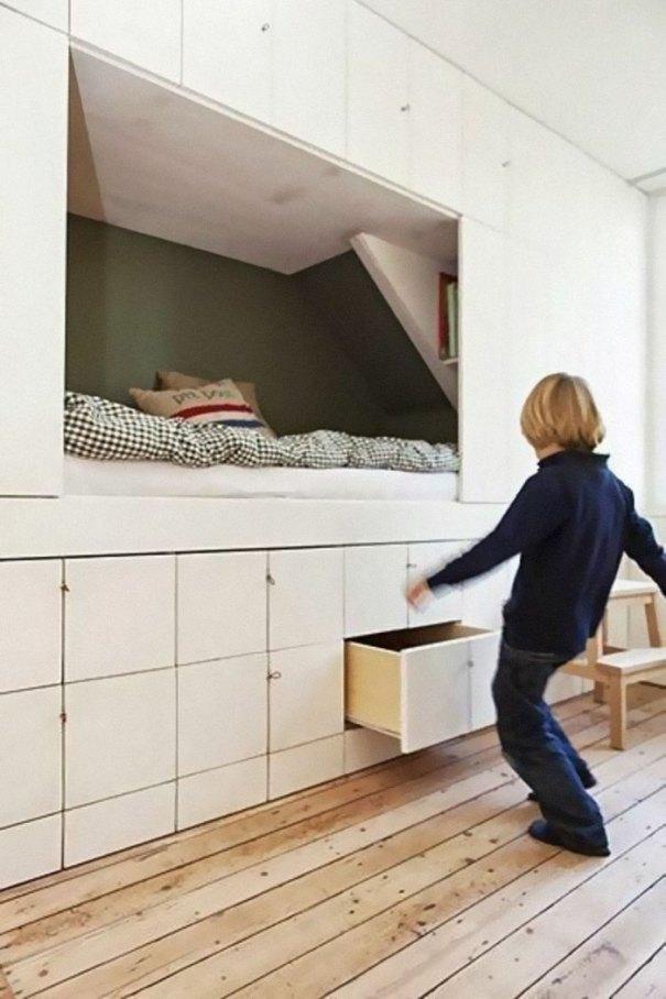 5e450837b2725 creative space saving ideas 205 5e429b0b03108  700 - 35 ideias geniais em Design para economia de espaços