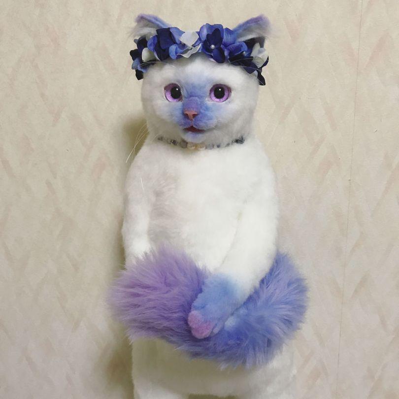 5e577ec03708f Japanese artist continues to create bags in the shape of cats and realism impresses 5e54cfef13d63  880 - Artista japonês cria Bolsas de gatos que assustam de tanta veracidade
