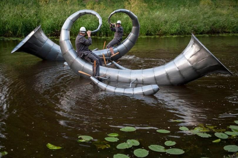 bosch parade netherlands 18 - Bosch Parade: O Carnaval sobre as águas