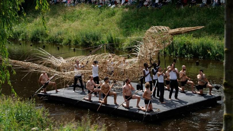 bosch parade netherlands 22 - Bosch Parade: O Carnaval sobre as águas
