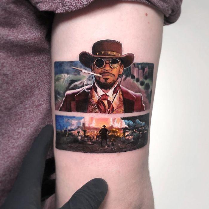 5e689afc9d452 77159824 2702495783129683 6167701711826790728 n 5e674898d4f82  700 - Tatuagens minúsculas inspiradas na cultura Pop de tatuador Israelense