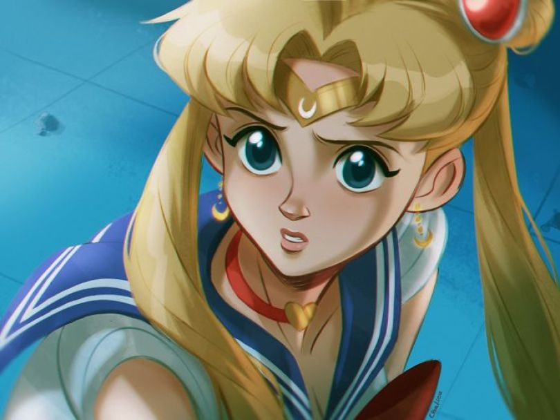 5ec62ac4e3d73 ggg 5ec46c1800dc0  700 - Publicações de artistas no Twitter surpreende fãs de Sailor Moon