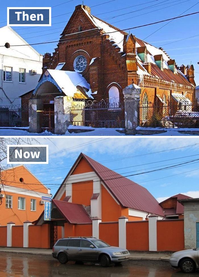 5f8fe6229b89a house renovations that look worse than before 5f8048ac9b7b8  700 - Edificações que modificaram-se durante os anos