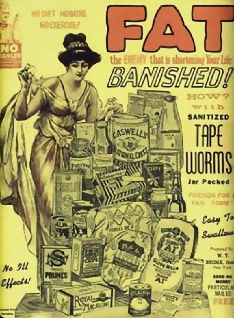 5f9285105507a weird things women did vintage pics 14 5b64282fb28f3  700 - Coisas estranhas do passado a que as mulheres se sujeitaram em nome da beleza (Não se assuste!)