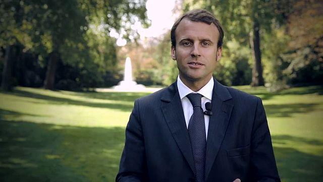 Emmanuel Macron, président de la République.