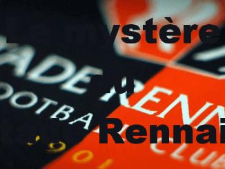 Le mystère du Stade Rennais