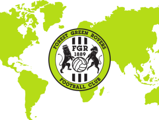 Tour du Monde - Forest Green Rovers